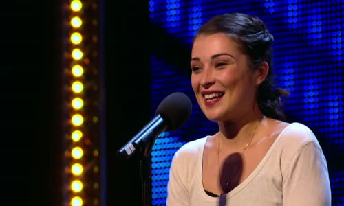 Alice Fredenham singing My Funny Valentine- Week 1 Auditions - Britains Got Talent 2013