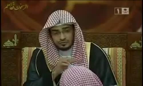 الشيخ صالح المغامسي .. الحياء من الله في الخلوات !! مؤثر