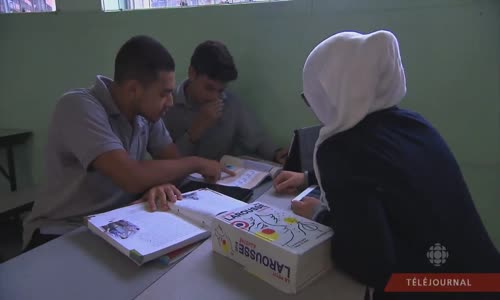 Canada de jeunes musulmans qui doivent composer avec les préjugés