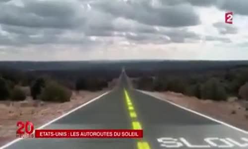 الطرق الشمسية في الولايات المتحدة الامريكية