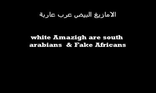 اصل الأمازيغ من اليمن Origines des berberes