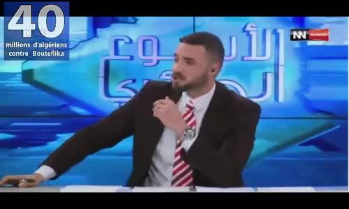 رشيد نكاز و الشيات الكبير ارخس صخش عرفته الجزائر البكاية شاكيرة قالك اعلامية ومحللة سياسية ^^