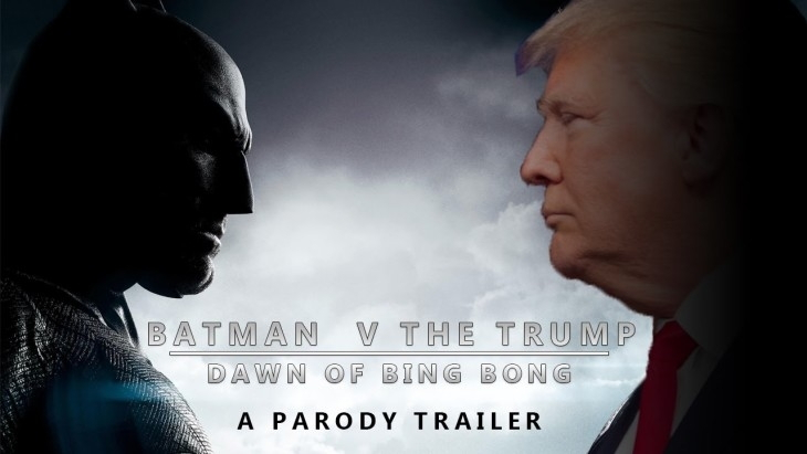 Batman v Trump- Official Trailer