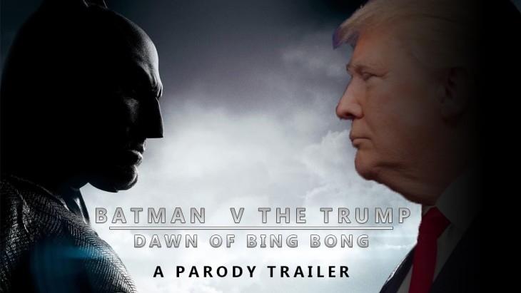 Batman v Trump- Official Trailer
