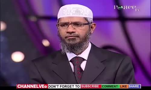 بلغة هندية جميلة إعتنقت الإسلام وبإسم جديد عائشة جزاك الله خيرا  يا دكتور داكر نايك
