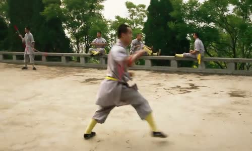 A Journey to the Shaolin Temple- Part 2