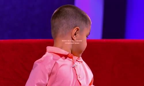 مقابلة الطفل لويس (خمس سنوات) عبقري الرياضيات مع ستيف هارفي