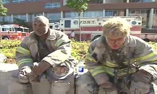9-11 Firefighters Reveal Bombs Destroyed WTC lobby
