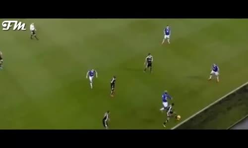 Riyad Mahrez vs Everton 19-12-2015 كل ما قدمه رياض محرز ضد إيفرتون