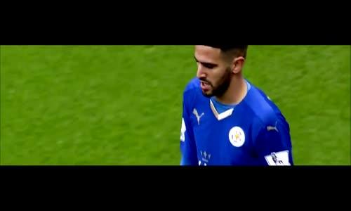 Riyad Mahrez vs Manchester United (Away) 01 05 2016 HD