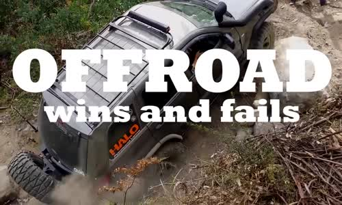 OFFROAD EPIC FAILS,WINS and some plain IDIOTS