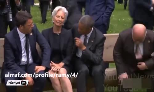 اوباما يهين الرئيس العراقي معنى الذل  واردوغان يؤدب اوباما معنى الرجولة