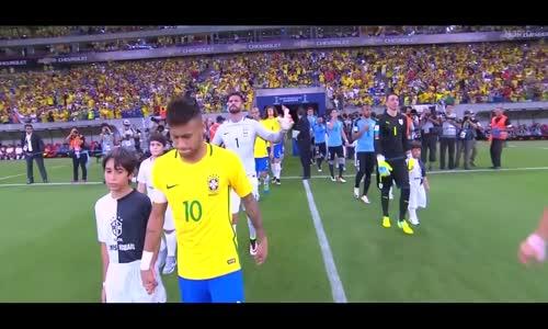 Neymar vs Uruguay Home 15-16 (25_03_2016)