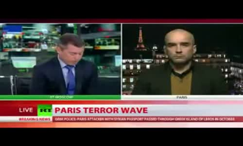 SEND THIS VIRAL- JOURNALIST SPEAKS THE TRUTH ABOUT PARIS ATTACK, & MUCH MORE_HIGH