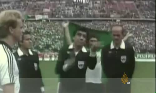 النمسا وألمانيا تتواطآن ضد  الجزائر في مونديال إسبانيا