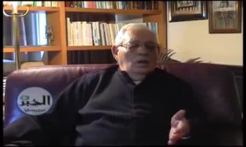 الرئيس الأسبق الراحل علي كافي يصف بوتفليقة بالسارق
