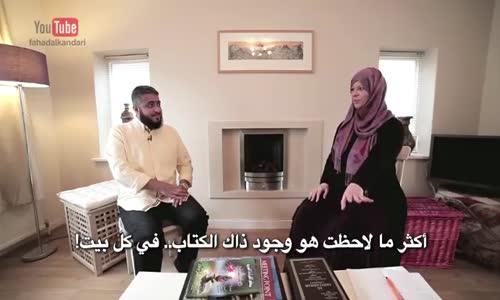 اسلام سارة لورن أخت زوجة توني بلير Tony Blair's Sister-In-Law Lauren Booth Converts to Islam