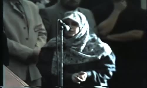 Woman From Arab Country Ask Sheikh Ahmed Deedat