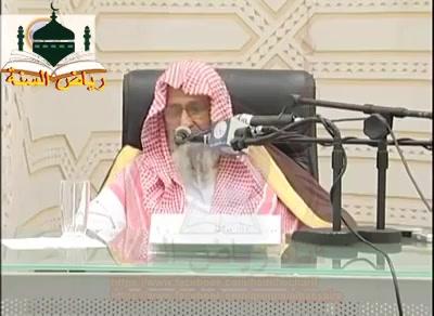 حكم إخراج زكاة الفطر نقدًا   الشيخ صالح الفوزان