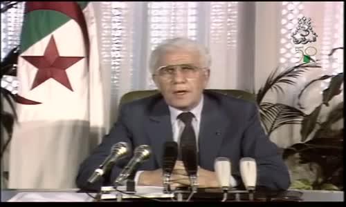 تحية لكل رئيس استقال وترك الكرسي حفاظا على ارواح الجزائريين، التاريخ يسجل