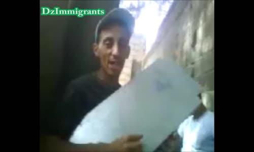 الجزائري الذي حير الامريكان في اداء اغاني الكونتري الفيديو معدل للمشاهدة العائلية