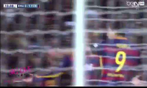أهداف مباراة ريال مدريد 0 - 4 برشلونة تعليق حفيظ دراجي