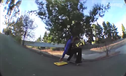 PEOPLE ARE AWESOME INSANE (SKATEBOARDING EDITION)