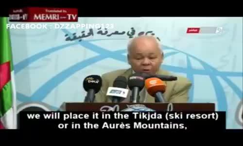 بلعياط يعلن ان الجزائر سوف تصبح دولة نووية ونديروه في تيكجدة  هههه تخلطت