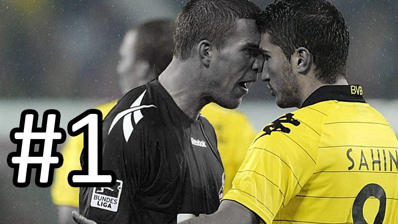 عندما تسمح لك كرة القدم بالانتقام #1