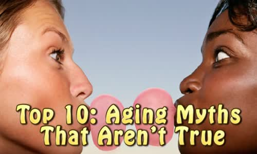 Aging Myths That Aren't True