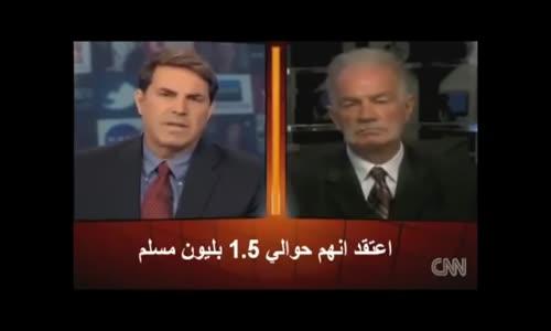 يريد ان يحرق القرآن ـ انظروا ماذا رد عليه المذيع