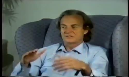 Feynman Talking About Fire