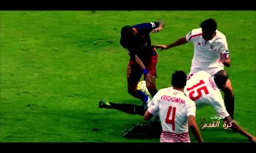 مهارات  أهداف و تمريرات ● نيمار دا سيلفا ● 2015 _ HD