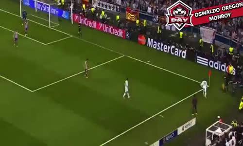Real Madrid vs Atletico De Madrid 2016 1-1 (5-3) Champions All Goals Highlights Penalties
