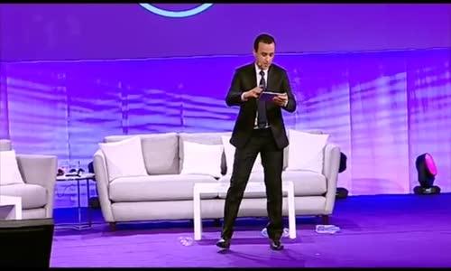 Issad Rebrab يسعد ربراب يروي قصة نجاحه  في برنامج فكرة