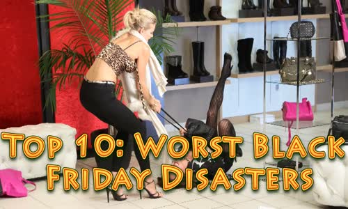 Worst Black Friday Disasters
