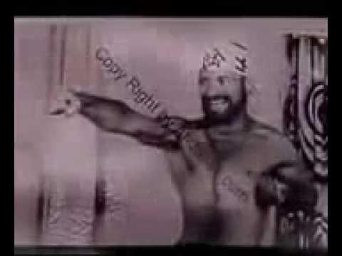 البطل المسلم الذي هزم بروسلي في بطولة عالمية في امريكا محمد المنصف الورغي
