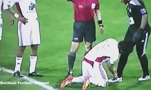 أغرب 10 محاولات مضحكة لاضاعة الوقت فى تاريخ كرة القدم _ HD