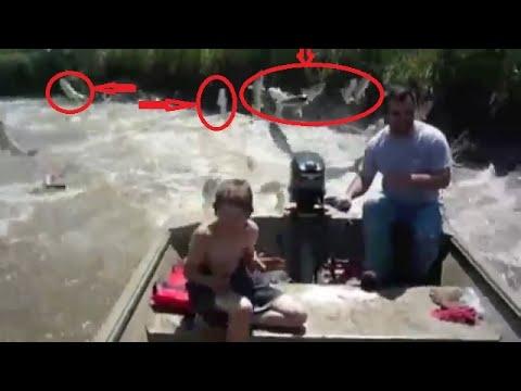 الفيديو الأكثر غرابة و رعبآ فى 2016 - حصرى ( يستحق المشاهدة )