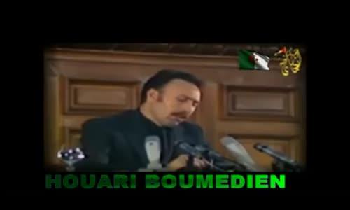 هواري بومدين يقصف فرنسا بالثقيل ويكشف خيانة السعودية