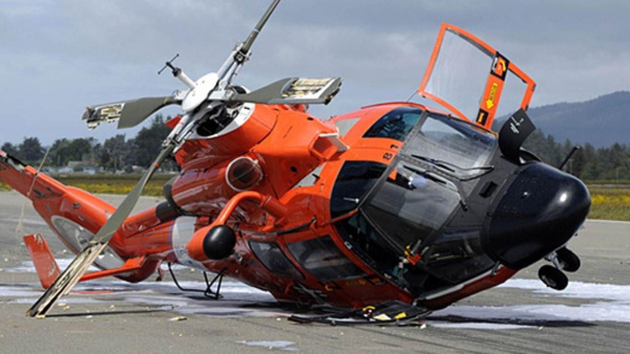 Helicopter Crash Compilation