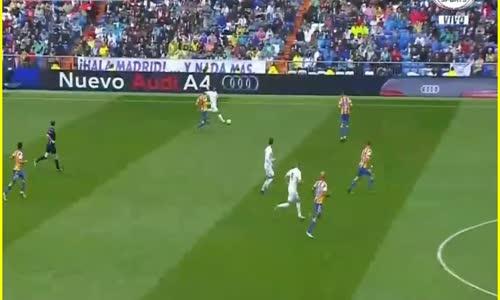 Real Madrid vs Valencia 2 - 1