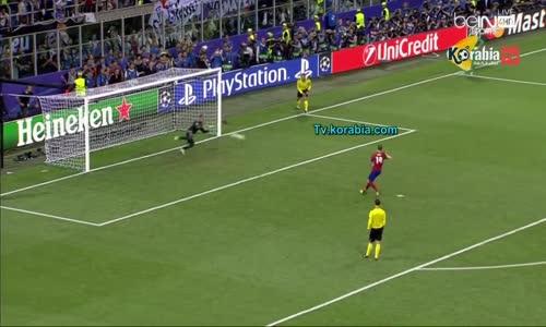 ضربات جزاء مباراة   ريال مدريد 5-3 اتلتيكو مدريد   نهائى دورى ابطال اوروبا