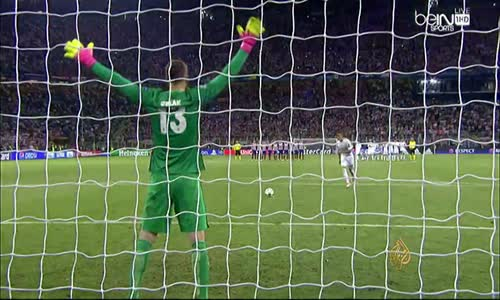 شاهد | ركلات الترجيح تهدي  ريال مدريد لقب  دوري أبطال أوروبا  للمرة الـ11 في تاريخه