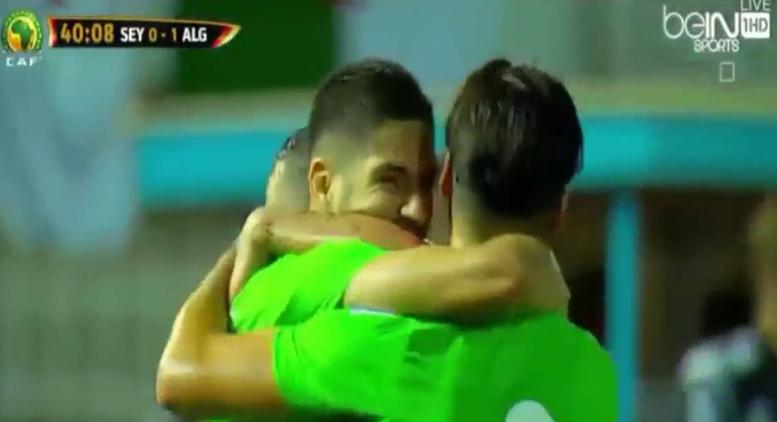 ملخص مباراة الجزائر 2-0 السيشل - Résumé Du Match Algérie 2-0 Sichel_HD