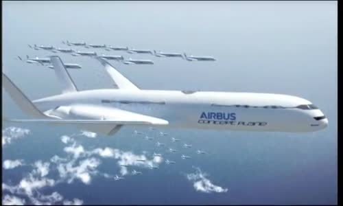 Environmentalists in Sync With Airbus Formation Flying Plans