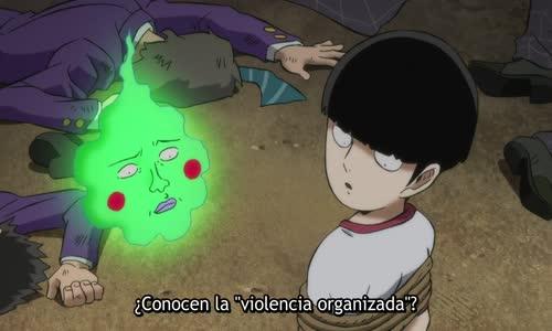 Teru vs Club de Fisicoculturismo  y Tenga _ Mob Psycho 100 Cap 4