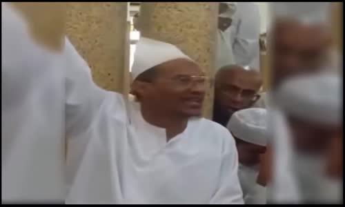 الشيخ علي بن حاج _ يابوتفليقة يا التوفيق يا قايد صالح اتقوا الله ستقفون امامه