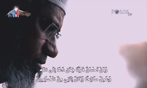 قصة نجاح الدكتور ذاكر في الدعوة _ محاضرات د.ذاكر بالعربية