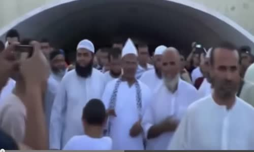 مقطع من رد الشيخ علي بن حاج على تصريحات وزير الشؤون الدينية